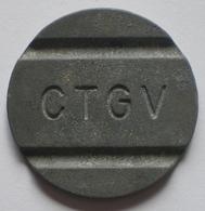 Brasil Telephone Token      CTGV   1  F  3 - Monedas / De Necesidad
