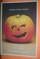 Halloween Pubblicità Stuard Weitzman Cartolina Promocard 5816 Anno 2000 - Pubblicitari