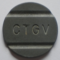 Brasil Telephone Token      CTGV   1  F  6 - Monétaires / De Nécessité