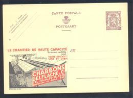 Belgiun 1983 Postal Stationery Card: Minerals Mineralien Mineraux; Mining Bergbau; Charbon; Coal - Mineralien