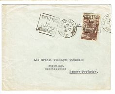 DAGUIN MAROC CASABLANCA BOURSE  DOUBLE FRAPPE DONT UNE PARTIELLE      E97 - Morocco (1891-1956)
