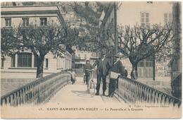 SAINT RAMBERT EN BUGEY - La Passerelle - France