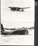 16. Luftwaffe Flugzeug Gigant Me 323 Fliegerei Transport. Repros. - 1939-45