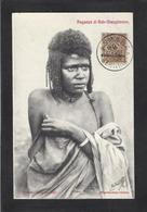 CPA Erythrée Afrique Colonie Italienne Italie Type Ethnic ERITREA Timbré Non Circulé - Eritrea