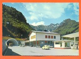 "CPSM GF Kupres "" Pozdrav Iz Kupresa "" Automobile Peugeot 404 - Renault 4 - Fiat 500 - Bosnie-Herzegovine"