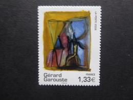 FRANCE  Autoadhésif N° 222 Garouste Cote 130 € Rare - France
