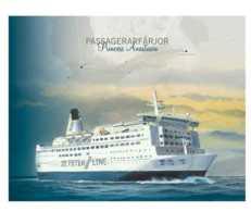 2013 Ferries Ships  -Joint Issue Aaland / Russia Presentation Pack - Mixed Mc + 2 FDCs - Issuesd Only 1000 Pcs - Gemeinschaftsausgaben