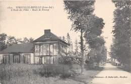YPREVILLE-BIVILLE - L'Ecole Des Filles - Route De Fécamp - France