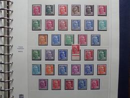 FRANCE Années 1945 à 1953    COMPLETES   Cote 951 €   Neufs Sans Charnière MNH - France