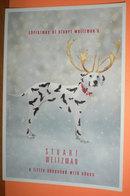 Cane Dalmata  Pubblicità Stuard Weitzman Cartolina Promocard 5957 Anno 2005 - Pubblicitari