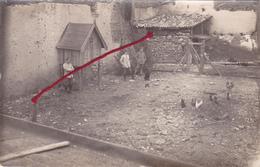 Küche Und Waschanstalt Carte  Photo Allemande - Guerre 1914-18