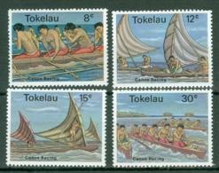 Tokelau Islands: 1978   Canoe Racing      MNH - Tokelau