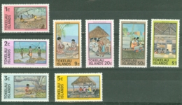 Tokelau Islands: 1976/81   Pictorials Set      MNH - Tokelau