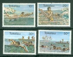 Tokelau Islands: 1980   Water Sports      MNH - Tokelau