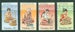 Tokelau Islands: 1982   Handicrafts      MNH - Tokelau