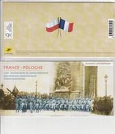 Souvenir Philatélique 2019 - France-Pologne - NEUF SOUS BLISTER - Souvenir Blocks