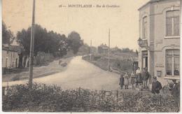 Montplaisir - Rue De Grattières - Animé - 1919 - N° 26 - Maubeuge