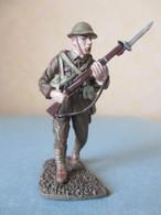 Figurines Soldats De Plomb Soldat DE AGOSTINI Britannique Britain Fusiliers 1916 Guerre 14-18 WW1 (voir Description) - Soldats De Plomb