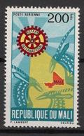 Mali - 1970 - Poste Aérienne PA N°Yv. 103 - Rotary - Neuf Luxe ** / MNH / Postfrisch - Mali (1959-...)