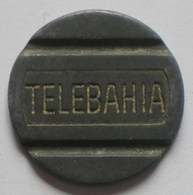 Brasil Telephone Token   TELEBAHIA - Monetary /of Necessity
