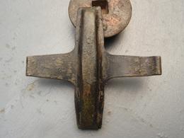 Croix Protection  De Douille Anglaise 18. PR. 14/18 Marquages - 1914-18