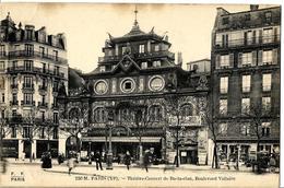 Paris XI - Theatr-Concert De Bataclan, Boulevard Voltaire - Francia