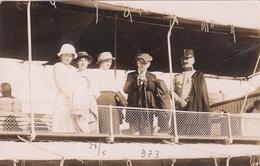 ABBAZIA FIUME - SCHIFFSFOTO 1914, Fotomanufaktur E.Jelussich Abbazai,Fiume,Lovrana,Cirkvenica, Gel.v. Abbazia > Temesvar - Fotografie