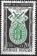 France - 1960 Yt 1272 20è Anniversaire De L Ordre De La Liberation - Frankreich