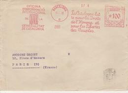 1938 GUERRE CIVILE 15 Photos GENERALITE DE CATALOGNE Dans Enveloppe ELA51 - Documentos Históricos