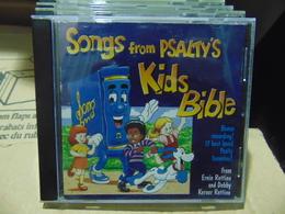 Ernie Rettino & Debbie Kerner- Songs From Psalty's Kids Bible - Religion & Gospel