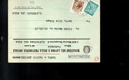 Lotto 304 Siracusana Lire 20 Usata Per Segnatasse - 6. 1946-.. Repubblica