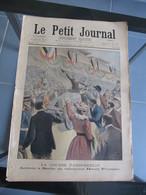 Le Petit Journal N° 556 Course Automobile Paris-Berlin / Chine: Les Zouaves Quittent Tien-Tsin 14 Juillet 1901 - Journaux - Quotidiens