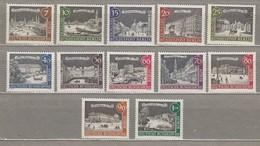 GERMANY BERLIN 1962 MNH (**) Mi 218-229 #24666 - [5] Berlin