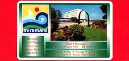 VIACARD - Viacard Pubblicitarie - Miramore Hotel - Tessera N. 266 - 50.000 - Pik - Italië