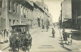 SAINT-ETIENNE -  Grand' Rue De Côte-Chaude - Saint Etienne