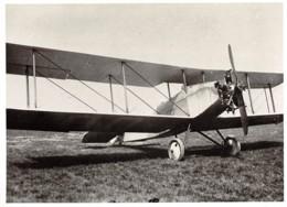 Avion - Biplan RENARD - Dim. 175 X 125 Mm. - Aviación