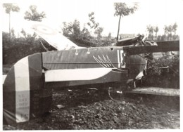 Avion - Crash Plane - Dim. 175 X 125 Mm. - Aviación