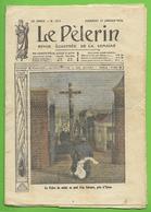 Revue Illustrée Le Pèlerin - N° 1973 - Dimanche 17 Janvier 1915 - Près D'Ypres La Prière Du Soldat Au Pied D'un Calvaire - 1914-18