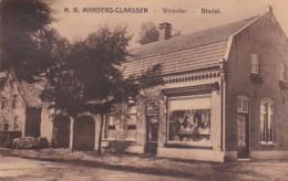 2604159Bladel, H. B. Manders – Claassen – Winkelier. 1929. (zie Achterkant) - Autres