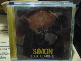 Simon- Tout L'univers - Chants Gospels Et Religieux