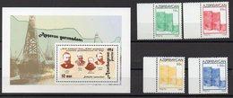 AZERBAIDJAN Timbres Neufs ** De 1992-1994  ( Ref 6406 ) - Azerbaïjan