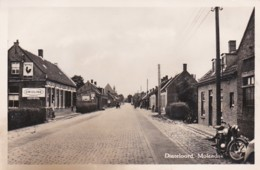 2604241Dinteloord, Molendijk. (zie Moter Met Kenteken NZ-58-82)(FOTO KAART)(zie Achterkant Uit Album) - Nederland