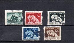 CROATIE 1944 O - Croatie
