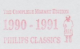Meter Cut Netherlands 1991 Mozart - Composer - Philips Classics The Complete Mozart Edition - Musique