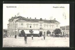 AK Gyulafehervar, Hungaria Szalloda - Rumania