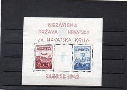 CROATIE 1942 ** - Croazia