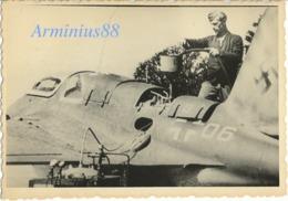 Luftwaffe - Messerschmitt Me 163 Komet (Comète) - Avion-fusée De Chasse - Guerre, Militaire