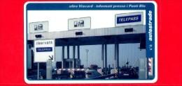 VIACARD - Serie Servizi - Oltre Viacard - Tessera N. 301 - 100.000 - Pik - Italia