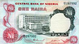 Billet Du Nigeria De 1 Naira Non Daté (1973) Signature 3 - En S U P- - Nigeria