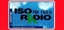 VIACARD - Serie Servizi - Lsoradio - Tessera N. 311 - 100.000 - Pub - 11.1997 - Italia